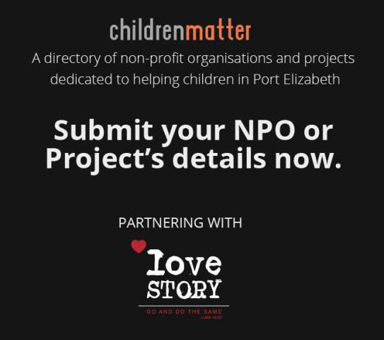 Calling for NPO's and Projects to Submit Details