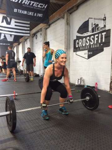 CrossFit in Port Elizabeth - An interview with a mom who CrossFits