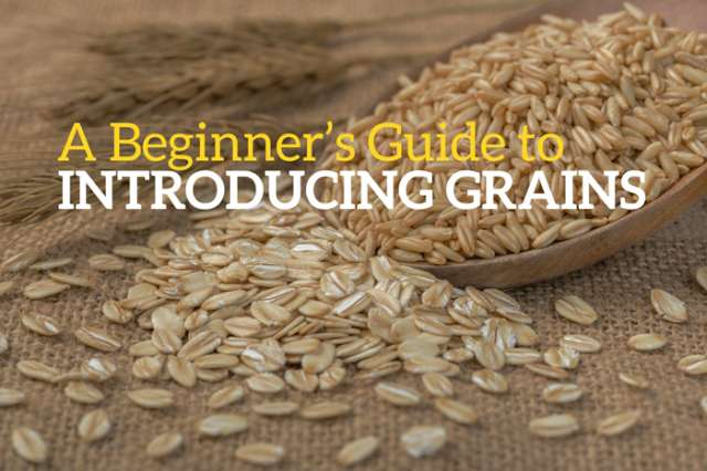 A Beginners Guide to Introducing Grains