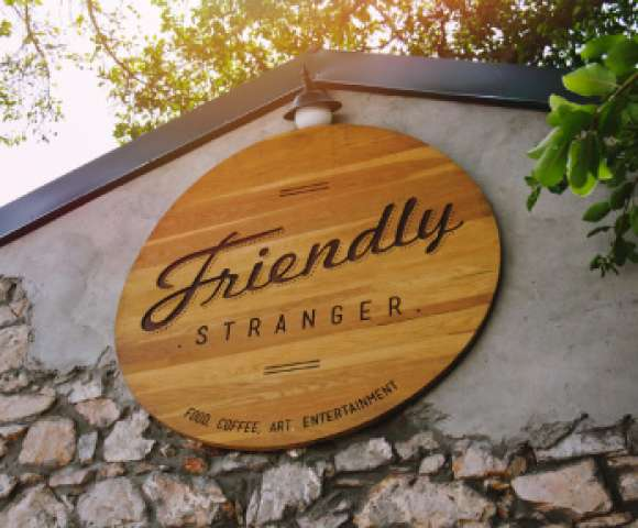 Date Night Review: The Friendly Stranger