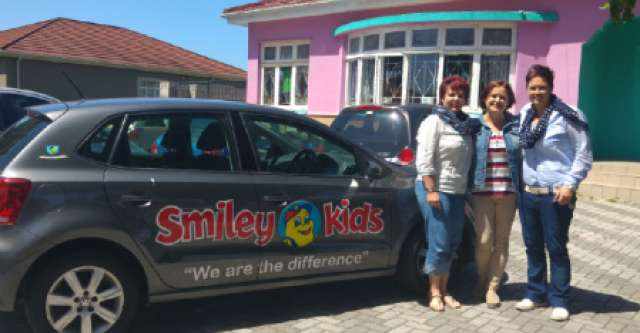 Smiley Kids - a childcare option that offers security and quality eductation