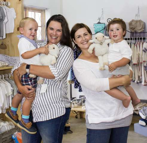 Nesting Place moved to Walmer:  An interview with Jana Rademeyer