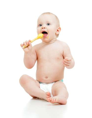 Starting solids sensibly:  A guide to starting baby on solids